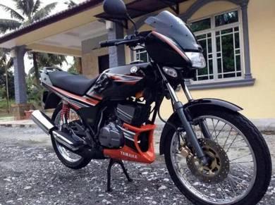 Yamaha rxz (original catalyzer)