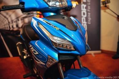 New sm sport 110 budget economy bike