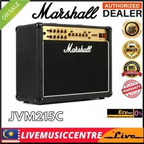 Marshall JVM215C 1x12 Inch 50W Tube Guitar Amp