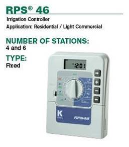 K-RAIN 4 Station Automatic Irrigation Controller