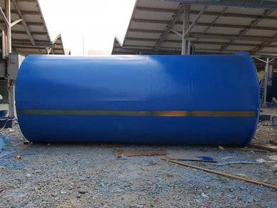 Fiberglass Water Storage Tank ( Fish Farm )