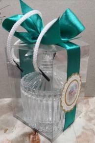 Door Gift untuk Maja's perkahwinan
