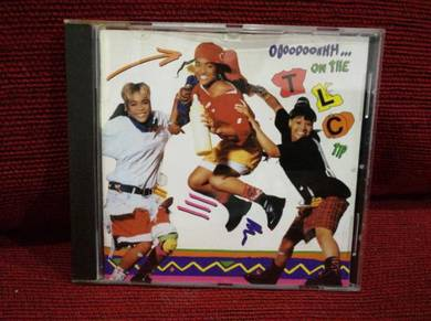 CD TLC - Ooooohhh on the TLC Tip