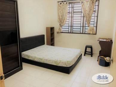 Room for rent at Tropicana Walking Distance To SEGI University , MRT