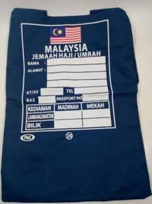 Sarung Beg Bagasi Haji Umrah