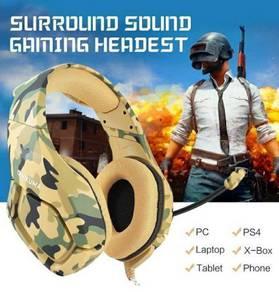 Headphones Gaming Bass Sound PUBG vs Apex Legends