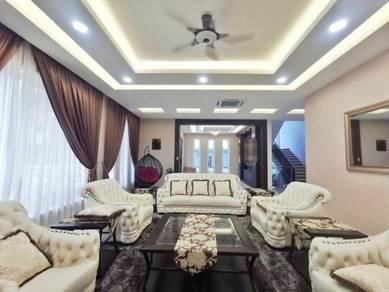 MODERN DESIGN || 3.5 Storey Bungalow With Lift || Emerald East Rawang