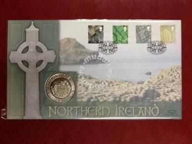Northern Ireland- Pictorial Definitives