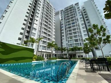 RUMAH BARU   Modern Apartment Danau Perintis Alam Suria Puncak Alam