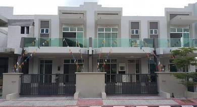 Double Storey house at LeGreene, Bandar Baru Tambun