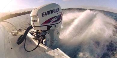 EVINRUDE E-Tec Outboard Motors