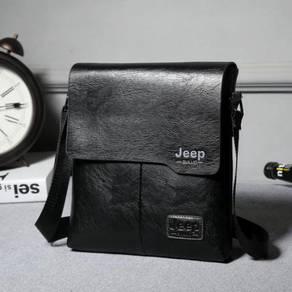 BSJ668 Jeep Popular Business Messenger Bag (Black)
