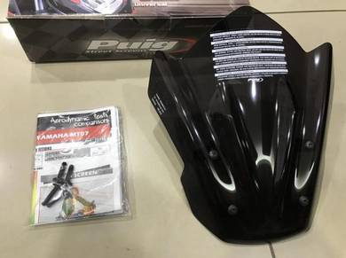 PUIG Winshield Sport For Yamaha MT-07 / MT07