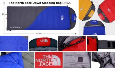 The North Face Down Aleution 2S Sleeping Bag