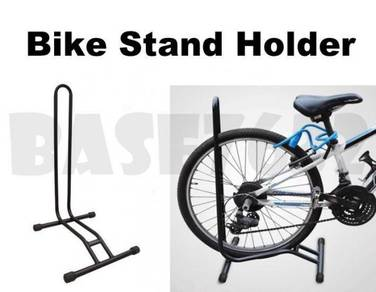 Bicycle Bike Wheel Display Parking Hanger Rack