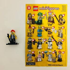 Lego Minifigures Series 10 Item no 16