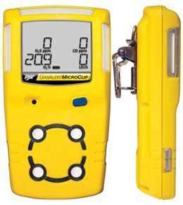 Gas detector BW GasAlert Microclip XL/XT