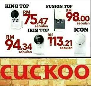Water Purifier Penapis Air Cuckoo Putrajaya