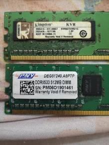 DDR2 pc 1.5gb
