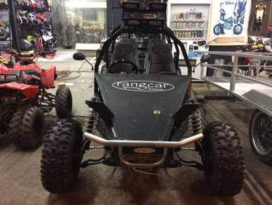 Rangcar Buggy 1000cc 4seater with accessories