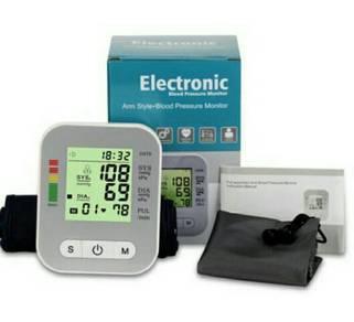 Blood Pressure Arm Alat Test Tekanan Darah
