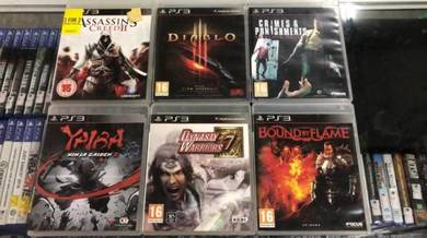 Ps3 game used may