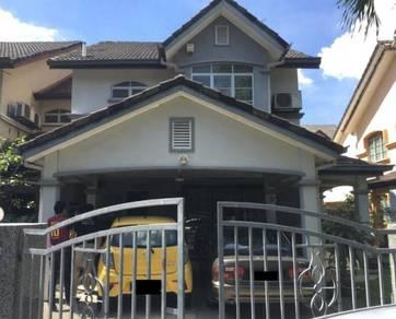 {EXTRA LAND} USJ 20 Subang Jaya, Endlot House Near LRT, Great Location