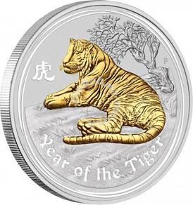 Australian lunar series ii 2010 year of the tiger
