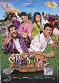 DVD Senario The Movie Asam Garam
