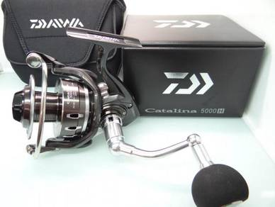 Daiwa catalina 5000H Japan fishing pancing reel