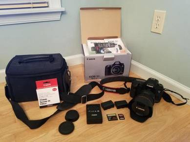Canon EOS 5D Mark III with Canon 24-105mm f/4L IS