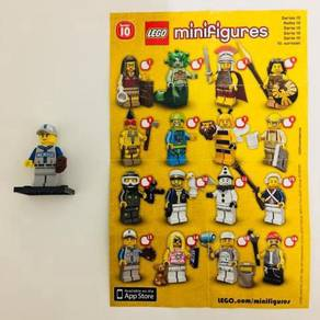 Lego Minifigures Series 10 Item no 13