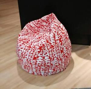 Bean bag chair sofa bed ofis kerusi perabot
