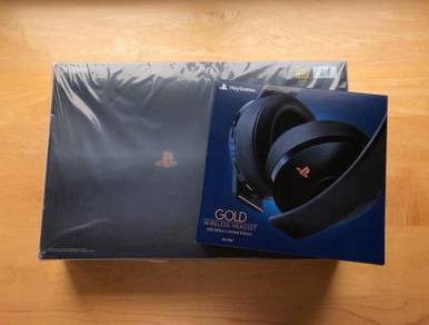 Sony PS4 Pro 500Million Limited Edition PlayStatio