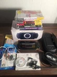 Psp playstation portable Psp-1001 Box