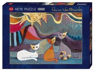 Heye rosino cat 1000 puzzle