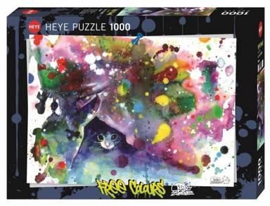 Heye small cat 1000 puzzle