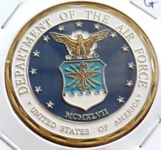Medallion US Air Force (A)