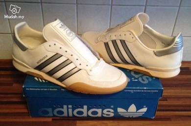 Vintage Adidas Nebraska Made in West Germany