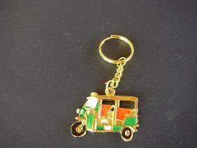 M009 Vintage Key Chain Tut Tut