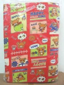 Baby Playpen Sponge Mattress- Red