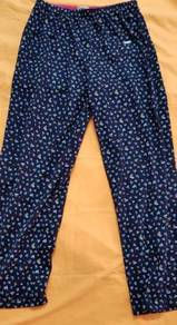 Long Heart Designed Pyjama Pants