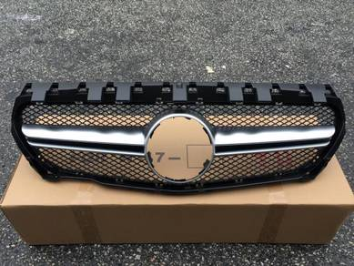 Mercedes benz W117 CLA grille CLA45 AMG grille