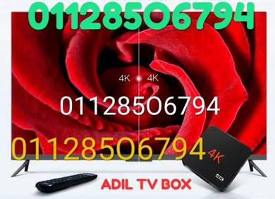 UHD MYSIA+LIVE MySTRO full channel android tv box