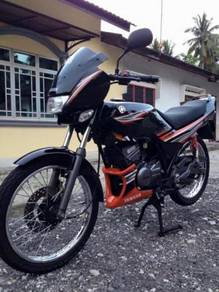 Yamaha rxz ( original catalyzer)