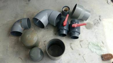 Paip stopper.pipe cap.elbow