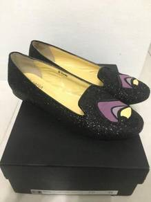 Chiara Ferragni Disney Maleficent Glitter shoe