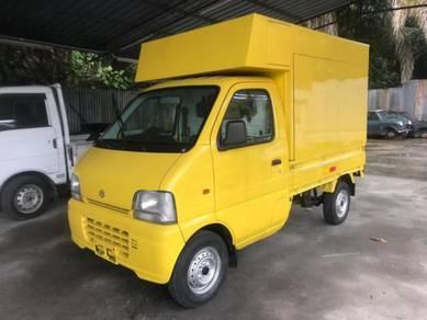 Suzuki Pick up ( Pasar Malam)