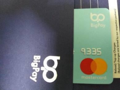 Airasia Bigpay Prepaid Master Card Promo Code