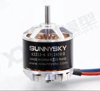 Sunnysky A2212 kv2450 brushless motor